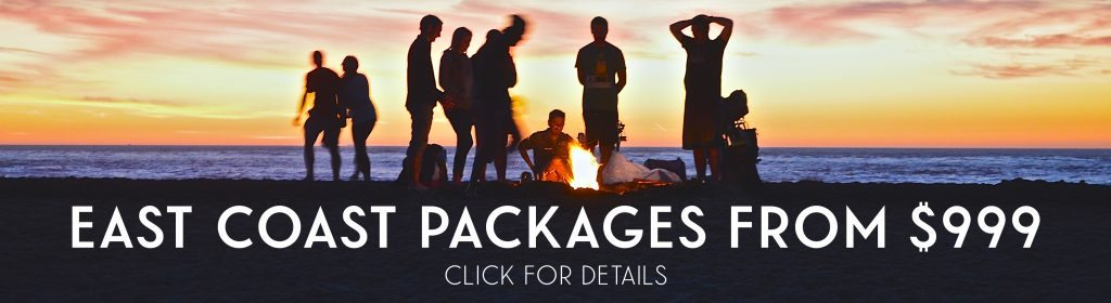 east coast australia backpacker packages discounts deals