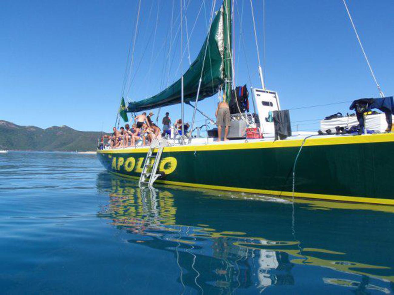 Apollo Whitsundays Sailing Tour