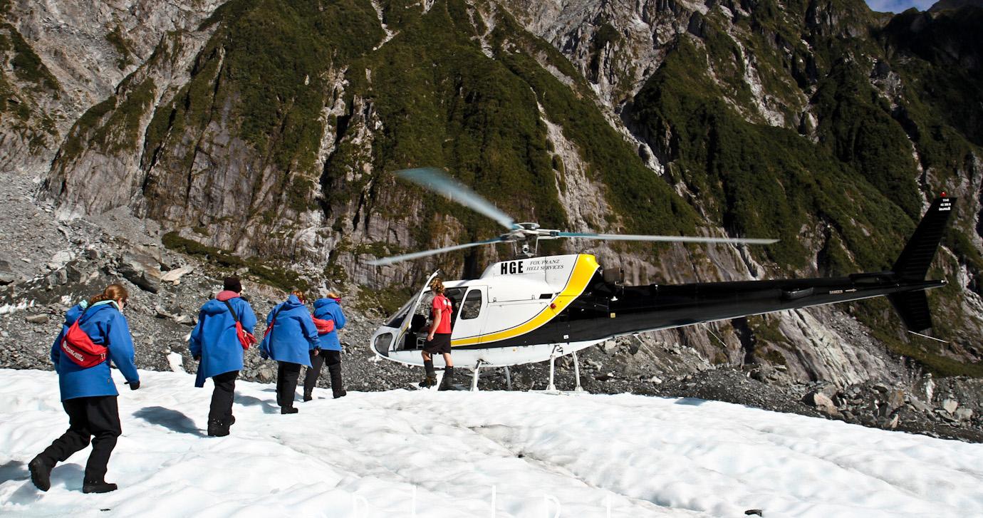 Franz Josef Glacier Heli Hike