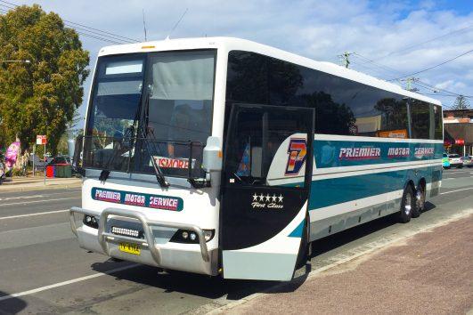 Premier Bus Passes