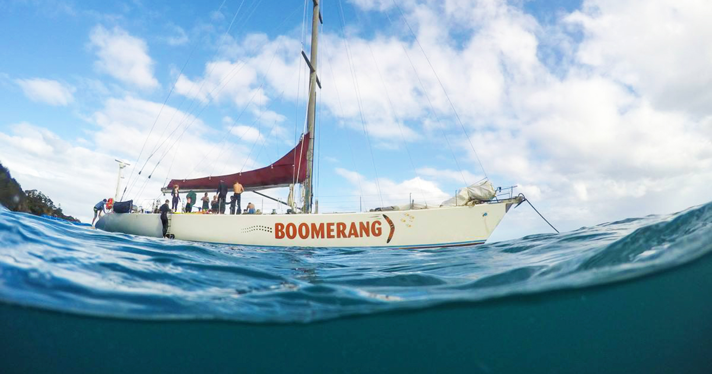 Boomerang Whitsundays Sailing Tour