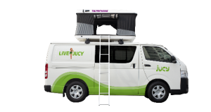 jucy campervan hire australia 4 person compass east coast backpacker