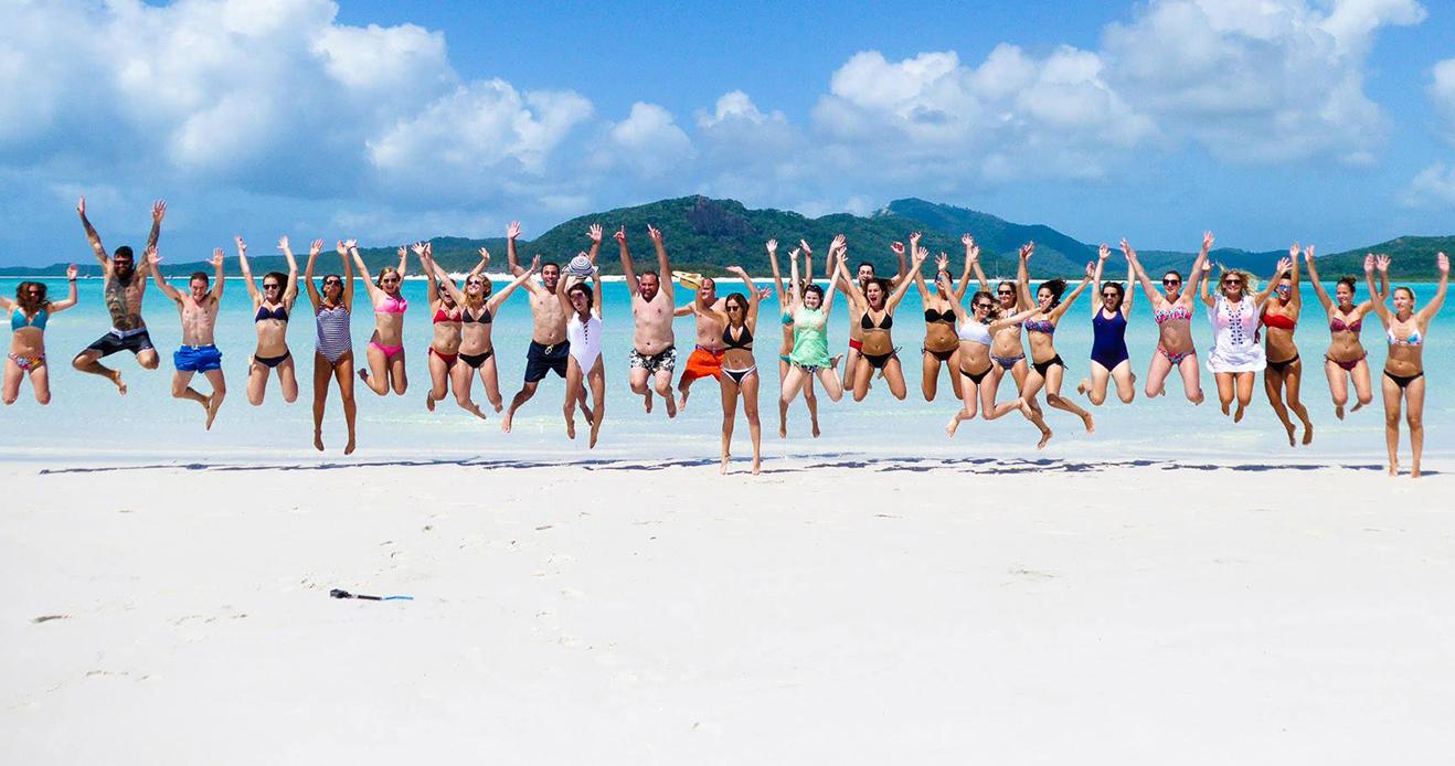 Ride To Paradise Whitsunday Islands Resort Adventure