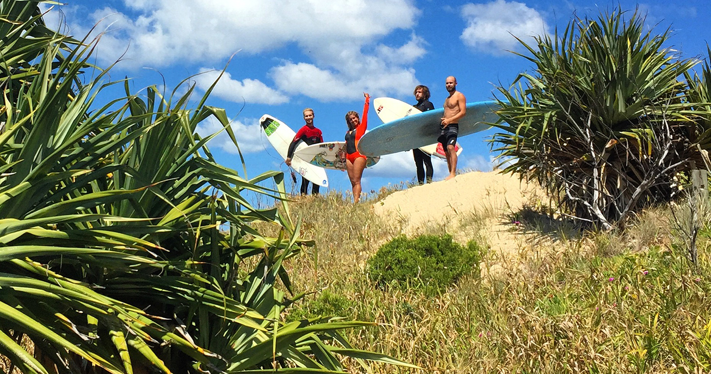The Ultimate Australia Surf Package