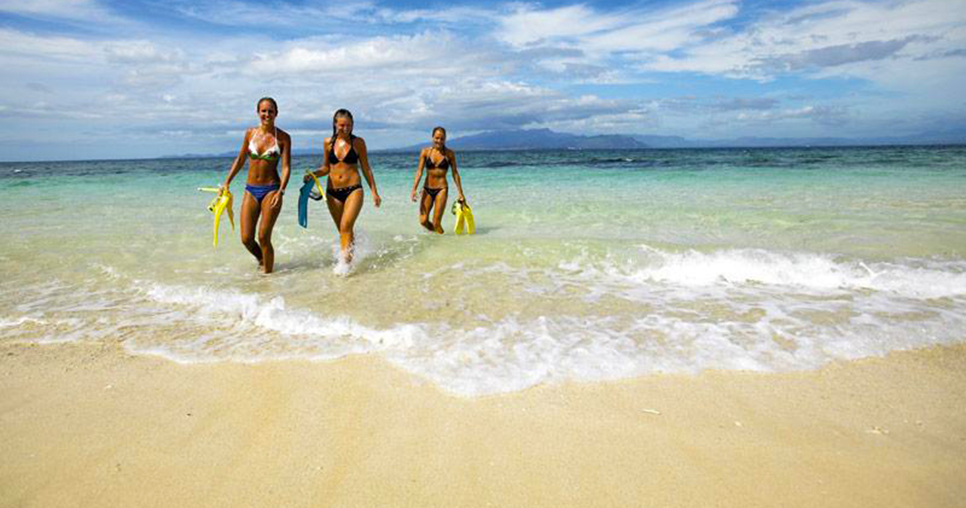 Awesome Adventures Fiji Coconut Cruiser Package