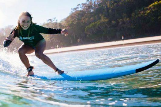 Spot X Surf Camp