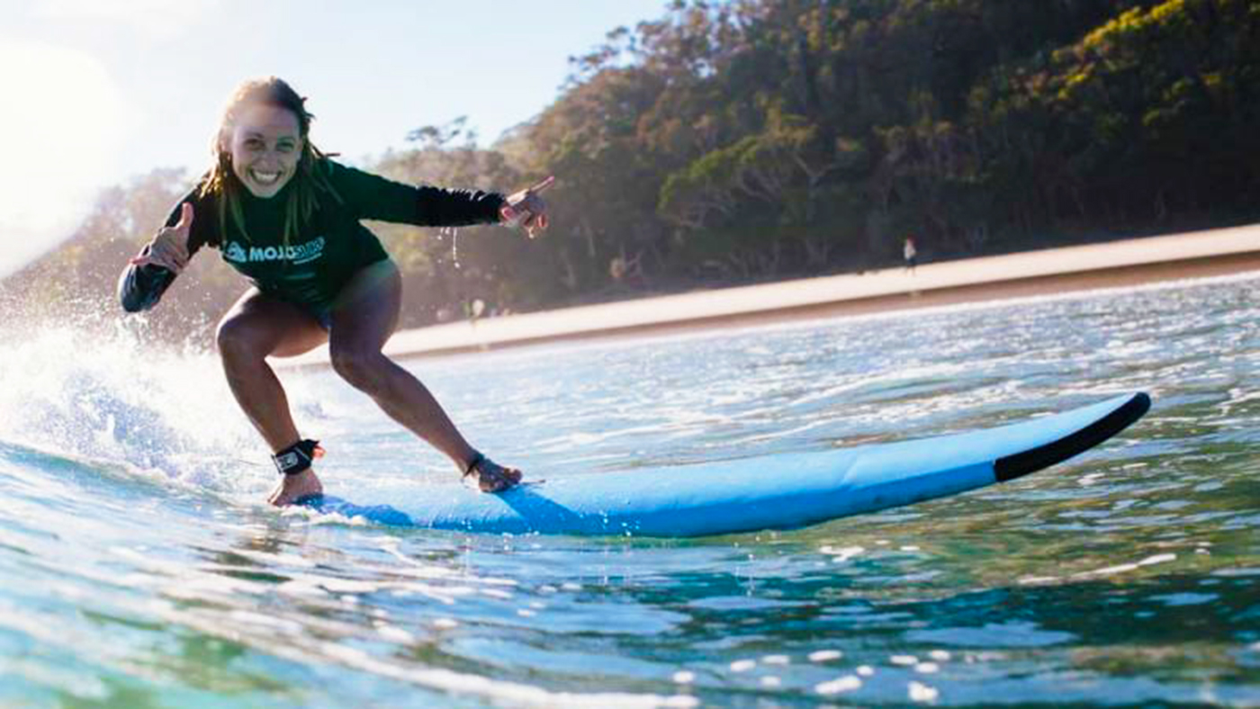 15 Day Spot X & Byron Bay Surf Camp With Mojo Surf