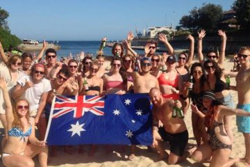 ozintro oz intro sydney arrival package working holiday visa australia