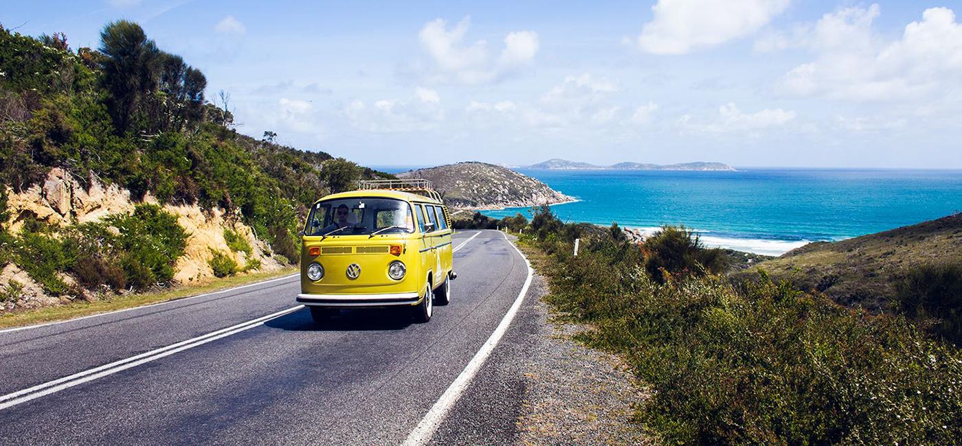 Great Ocean Road Vw Campervan Adventure Rtw Backpackers