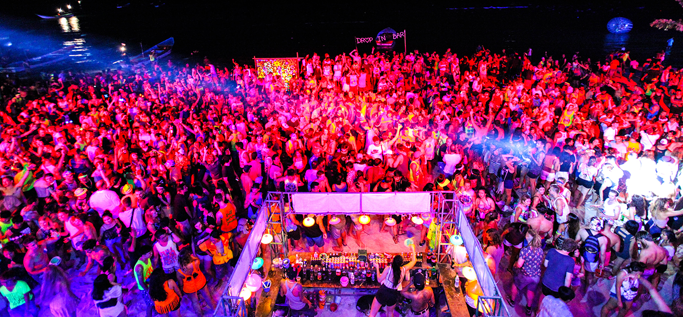10 Day Koh Phangan Full Moon Party Tour With TruTravels