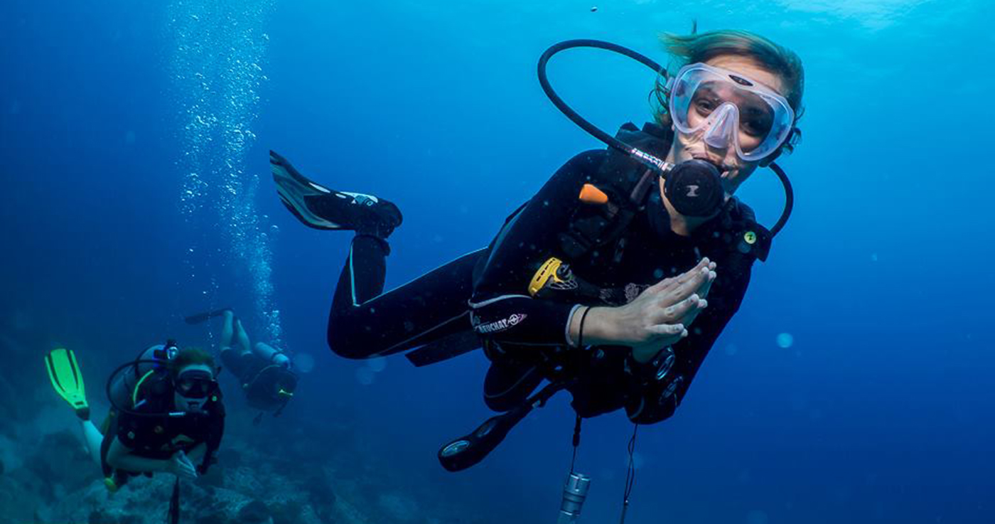 Zero To Hero Divemaster Course On Koh Tao With Big Blue Diving