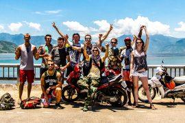 vietnam adventure tour tru travels south east asia backpacker hanoi hoi an