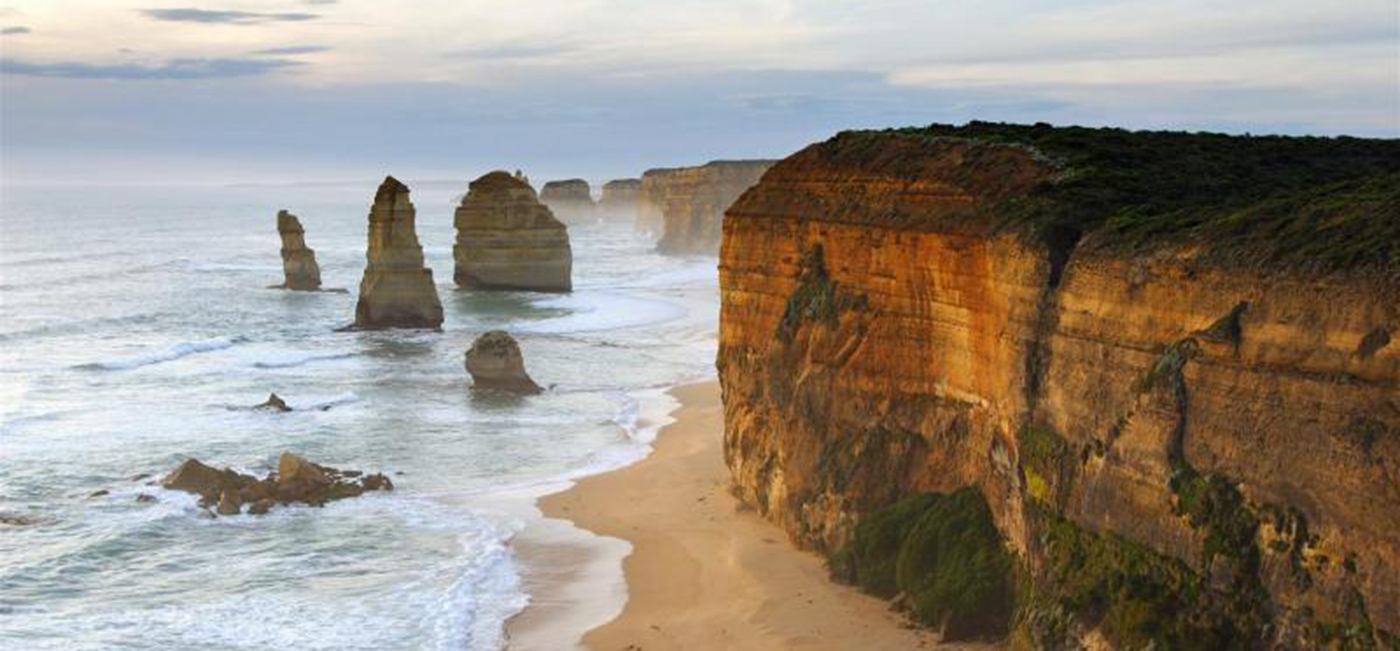 3 Day Great Ocean Road and Grampians Adventure From Melbourne to Adelaide
