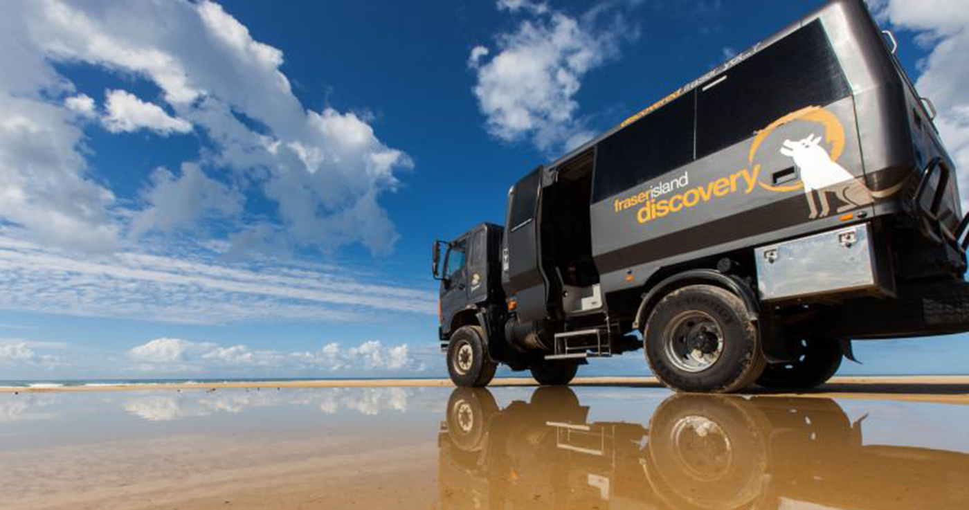 Fraser Island 1 Day Warrior Tour With Discovery Group