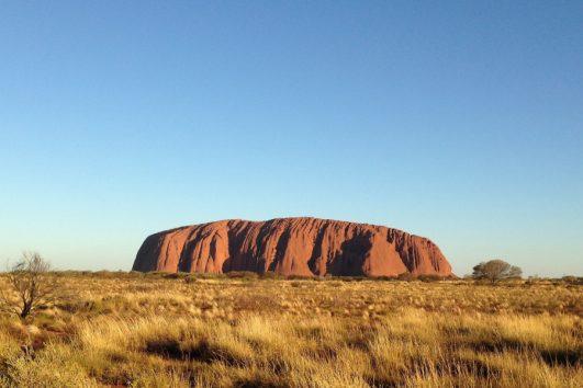 Red Centre & Uluru