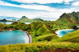 bali komodo tour trutravels backpacker group indonesia dragon