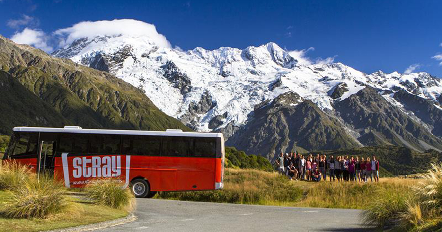 Bus Tours North Island New Zealand