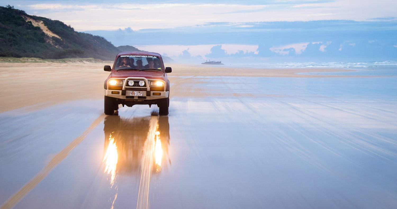 Adventure Tours Australia Fraser Island