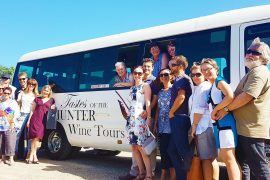 hunter valley wine tour sydney day trip australia