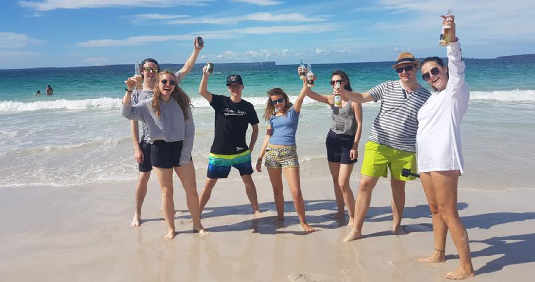 Jervis Bay Day Tour With Coast Warriors