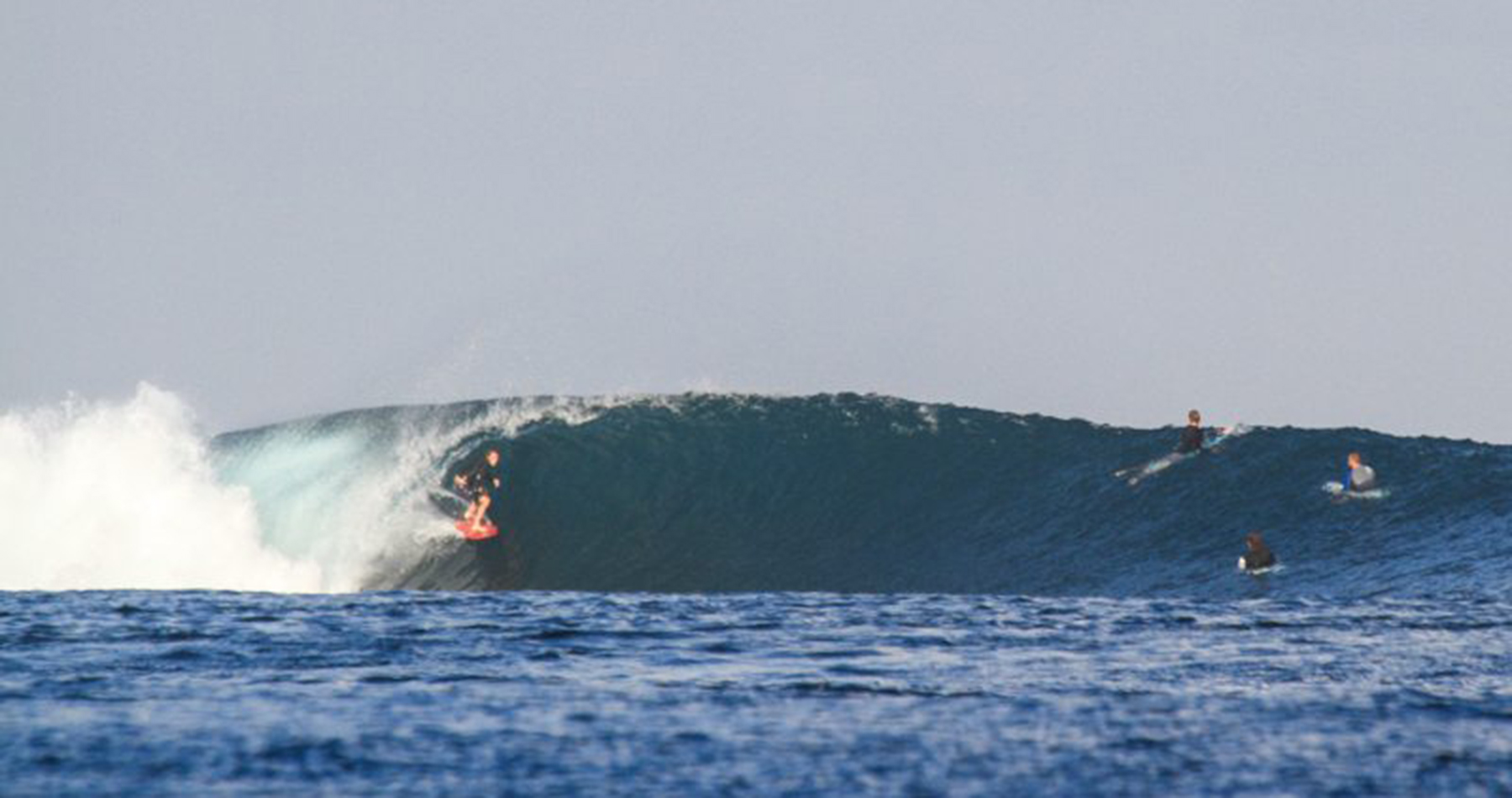 Bali Surf Charter With Dreamweaver