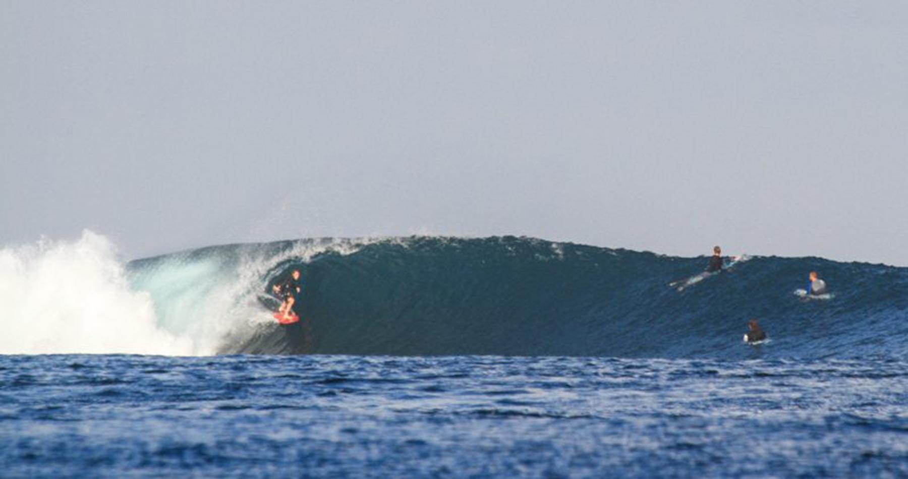 Bali Surf Charter With Dreamweaver