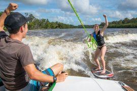 wake surf byron bay odyssey wake surf n ski australia
