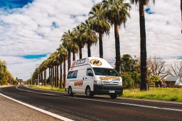traveller autobarn campervan hire australia east coast budget backpacker