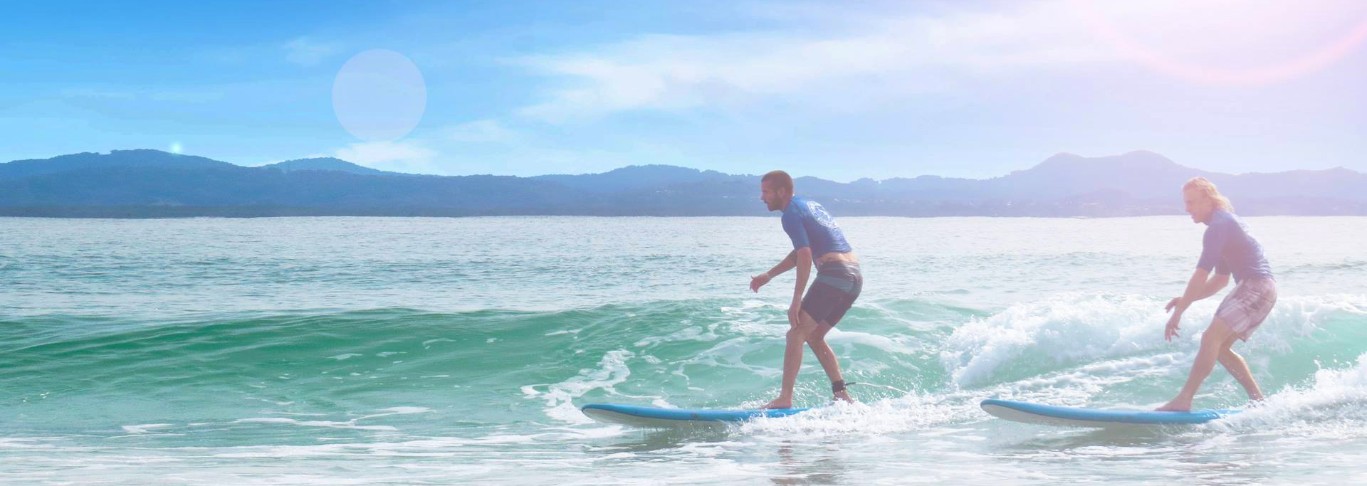 Learn To Surf In Byron Bay With Soul Surf School