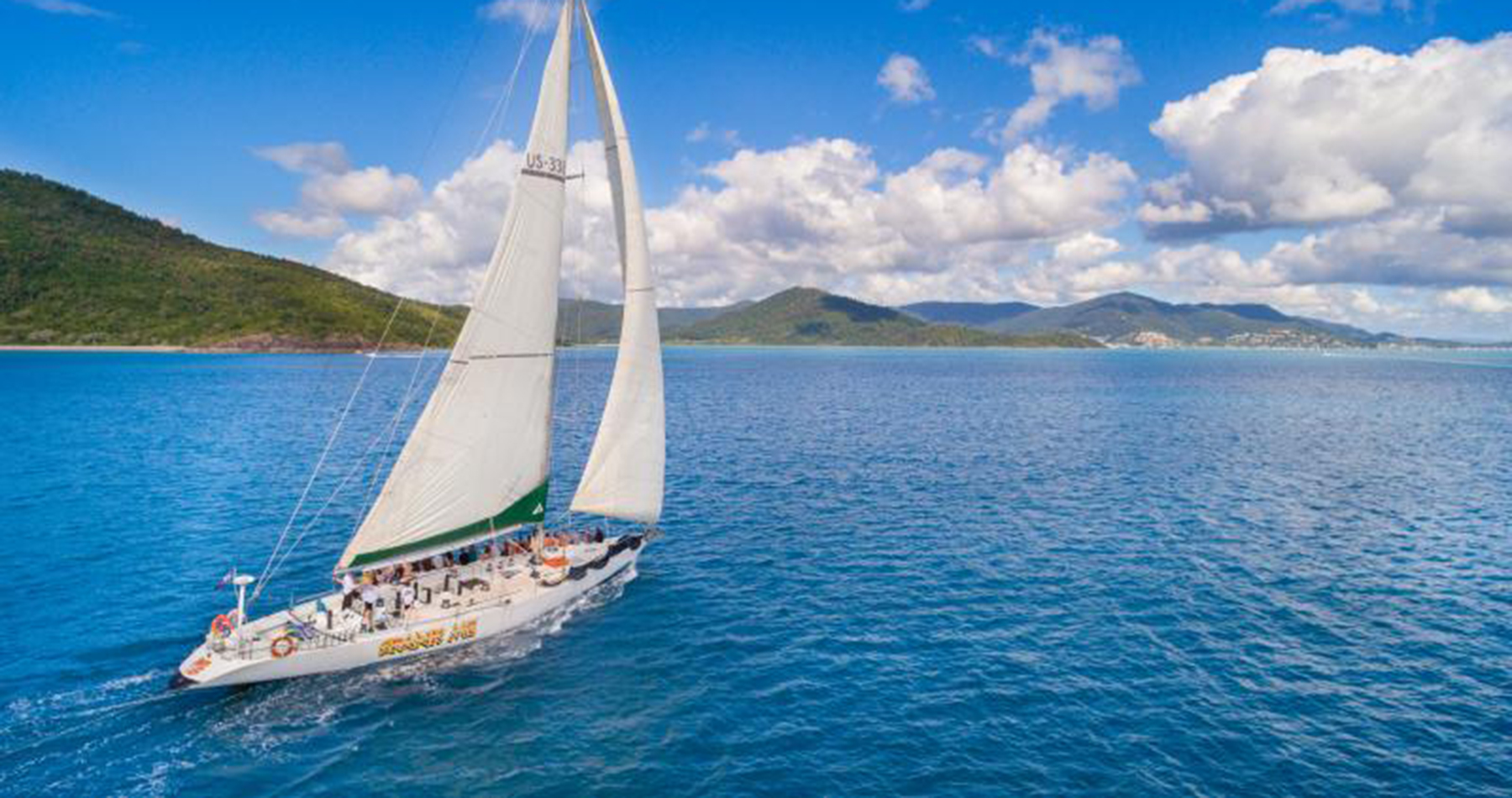 Spank Me Whitsundays Sailing Adventure