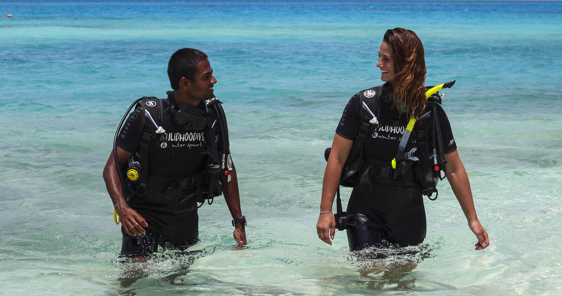 Scuba Dive Courses In The Maldives With Fulidhoo Dive