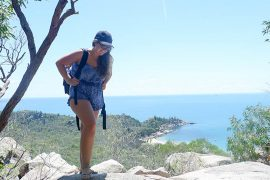 claires footsteps east coast australia itinerary package deal backpacker sydney cairns melbourne