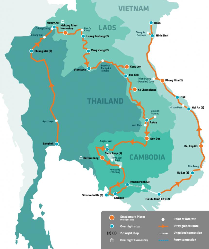 stray asia lot pass thailand laos cambodia vietnam bangkok hanoi backpacker