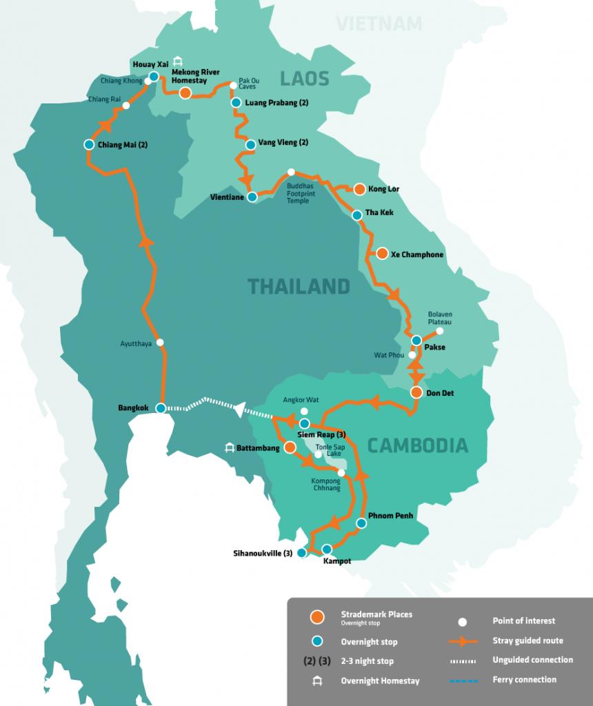stray asia mekong pass thailand laos cambodia bangkok backpacker