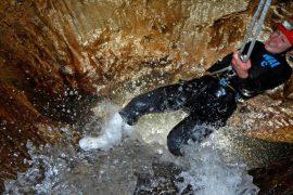 waitomo adventure haggas honking holes north island new zealand nz