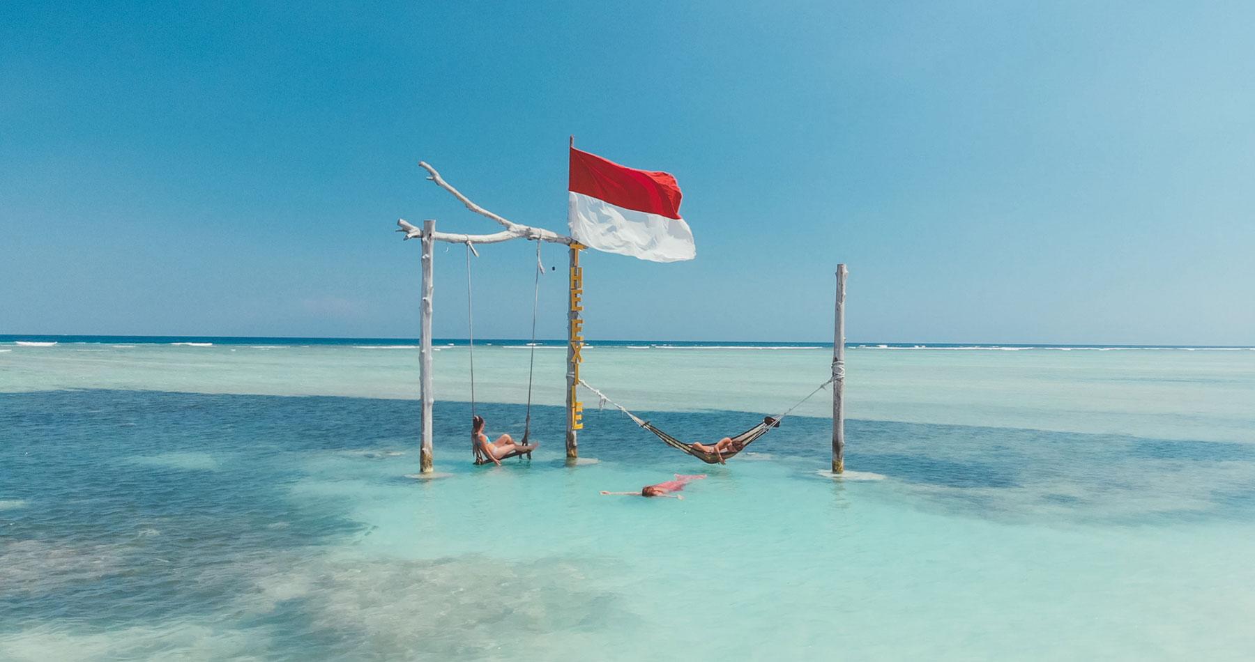 gili trawangan indonesia gili t gili islands guide bali_