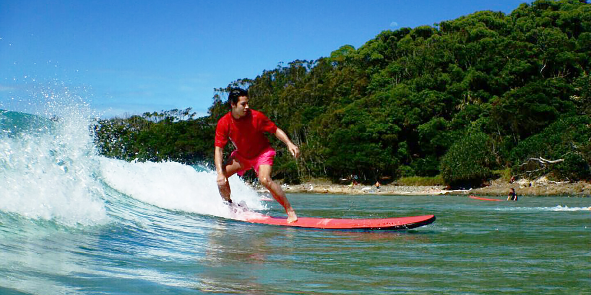 Learn To Surf In Byron Bay With Style Surfing