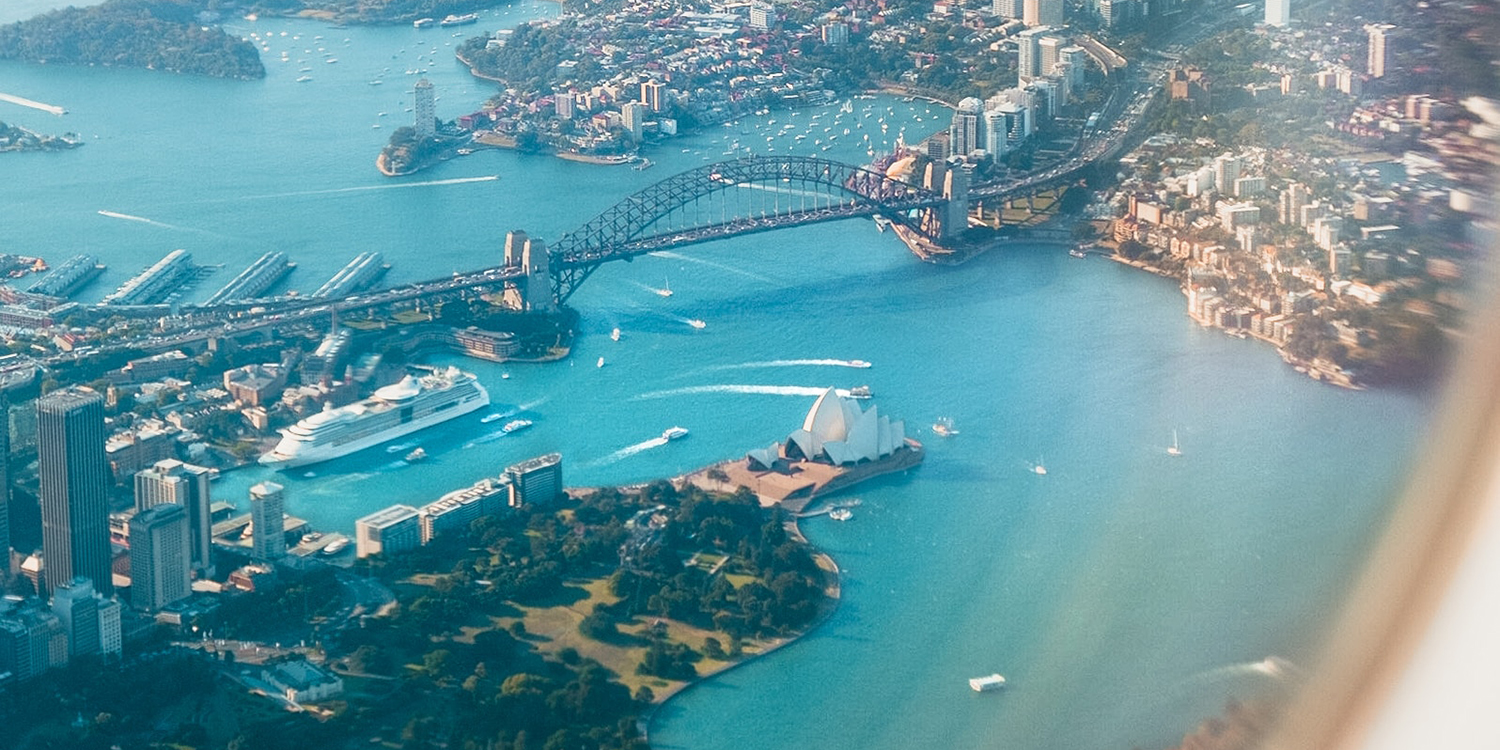 sydney guide backpacking things to do where to stay
