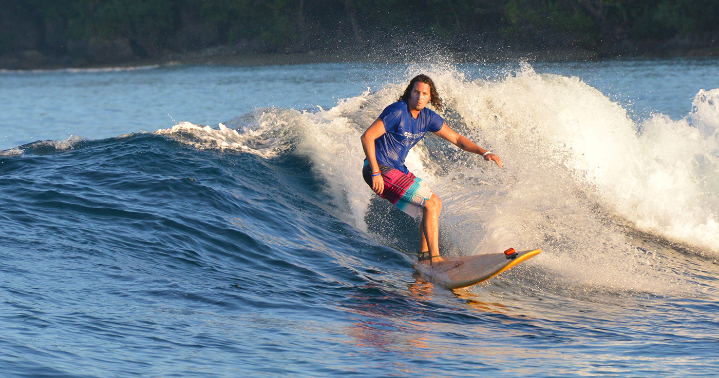 Guided Surf Camp On Siargao Island At Kermit Siargao Surf Resort