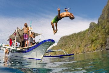 one life adventures philippines el nido palawan island hopping south east asia tour