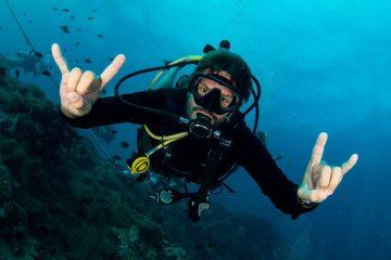 open water scuba course koh tao thailand roctopus dive centre asia