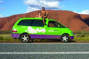 40050ec72e jucy campervan hire australia condo crib champ east coast backpacker