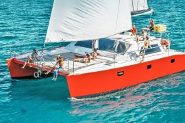 tongarra whitsundays sailing adventure airlie beach east coast australia
