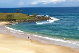 yamba package east coast australia backpacker deal