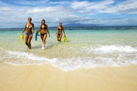 awesome adventures fiji coconut cruiser island hopping package backpacker