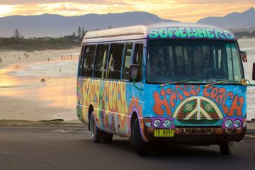 nimbin day trip happy coach byron bay australia
