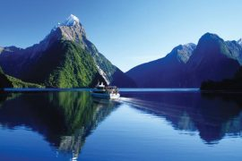 jucy milford sound cruise queenstown new zealand tour