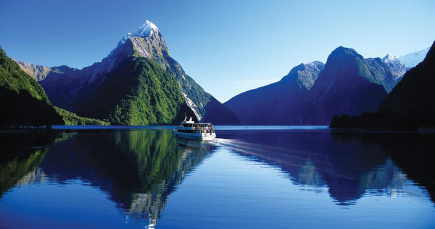 Jucy Cruise Milford Sound From Queenstown