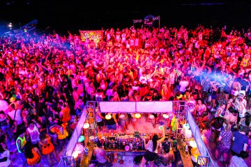 full moon party tour thailand tru travels koh phangan south east asia