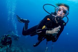 zero to hero divemaster course on koh tao thailand padi ssi